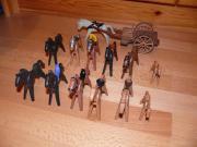 Playmobil Pferde mit