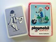Playmobil-Quartett von 1974