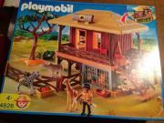 Playmobil Wildtier-Pflegestation