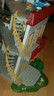 Playmobil Wohnhaus Mit 3Etage Und 2 Stckigem Anbau Sowie
