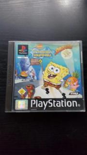 Playstation 1 Spongebob