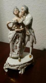 Porzellan Figur Royal