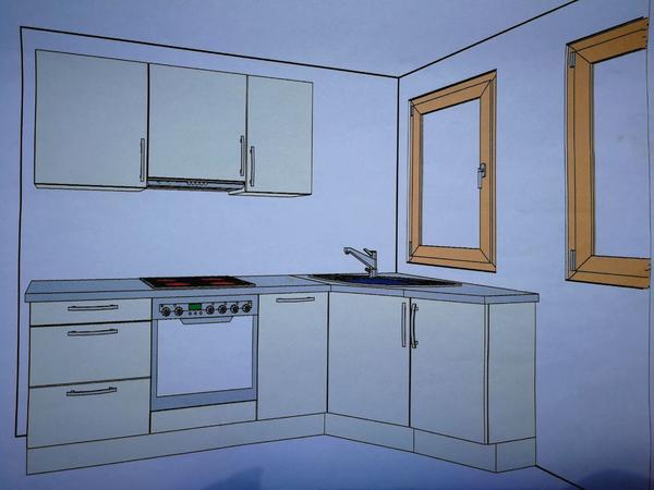 Profi Küche Mit » Küchenzeilen, Anbauküchen