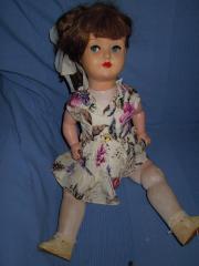 Puppe aus den