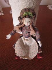 Puppe, Mädchen in