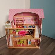Puppen Haus aus