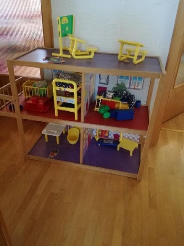 puppenhaus zubeh r gebraucht kaufen nur 4 st bis 65 g nstiger. Black Bedroom Furniture Sets. Home Design Ideas