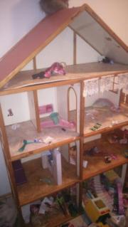 puppenhaus holz in nabburg - holzspielzeug kaufen und verkaufen, Moderne
