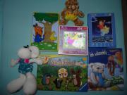 Puzzle/Kinderbuch- Paket (