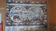 Puzzle Weltkarte Pieter