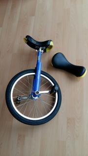 Quax Einrad blau