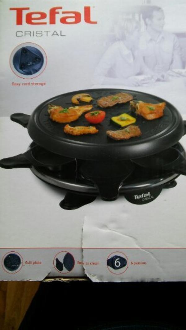 tefal raclette pfannchen gebraucht kaufen nur 2 st bis 75 g nstiger. Black Bedroom Furniture Sets. Home Design Ideas