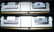 RAM Speicher 4x 1 GB