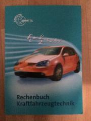 Rechenbuch Kraftfahrzeugtechnik mit