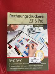 Rechnungsdruckerei 2016 neu ,