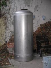 Regen)Wassertank