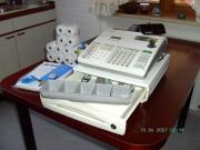 Registrierkasse CASIO SE-