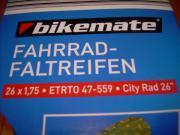 Reifen Faltreifen Fahrradreifen