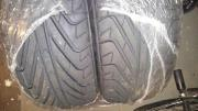 Reifen runderneuert