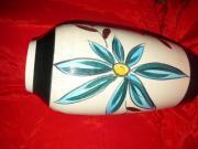 Retro Bodenvase große Vase Vintage