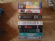 Retro-VHS Kassetten Apollo 13 Elvis