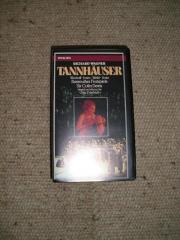 Richard Wagner Videokassetten /