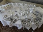 riesen Hochzeits Deko (