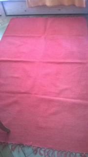 Roter Fleckerlteppich 1,