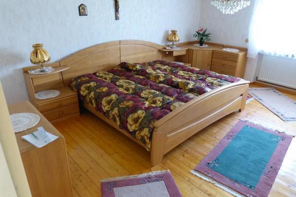 Schlafzimmer Buche Massiv