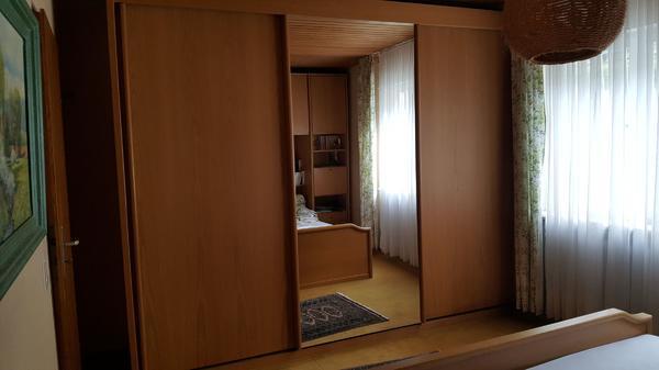Schlafzimmer massivholz neu und gebraucht kaufen bei for Schlafzimmerschrank tiefe