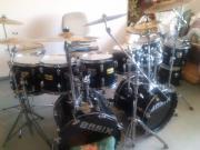 Schlagzeug mit Zildjian