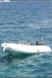 Schlauchboot Grand Ranger