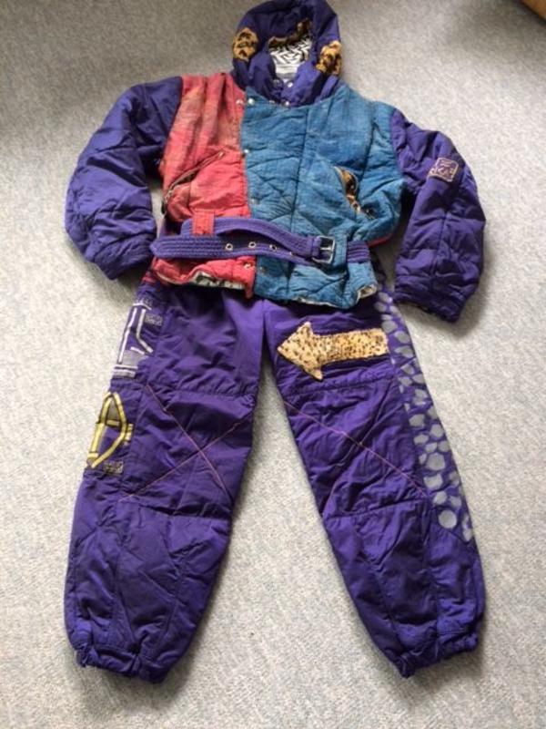 Schneeanzug - Kernen - Extravaganter Schneeanzug, Topzustand, mollig warm! - Kernen