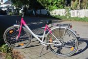 Schönes Mädchenrad 26