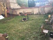 Schönes Privat Garten