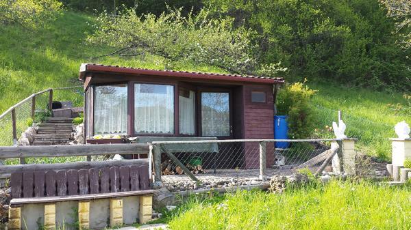 schönes Wochenendgrundstück Gütle mit Gartenhaus in