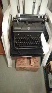 Schreib/Rechenmaschine - Sammler