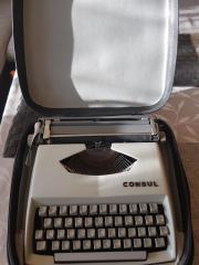 Schreibmaschine Consul