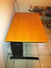 Schreibtisch in feldkirch b rom bel kaufen und verkaufen for Buchenholz schreibtisch