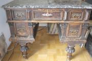 Schreibtisch Damensekretär Frisierkommode