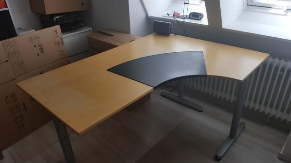 schreibtisch weia a a hohenverstellbar gebraucht kaufen nur 2 st bis 70 g nstiger. Black Bedroom Furniture Sets. Home Design Ideas