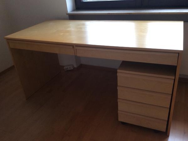 Schreibtisch Rollcontainer Ikea 2021