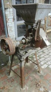 Schrotmühle Rotzler Transmission