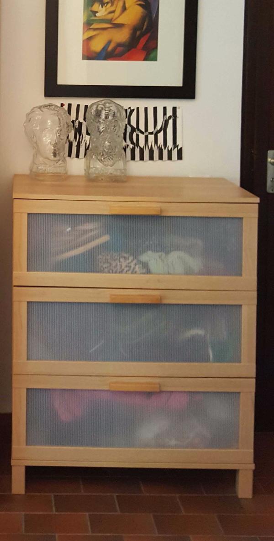 Schubladenschrank, Kommode, Aneboda - Gräfelfing - Ich verkaufe einen Ikea Aneboda Schubladenschrank, Bei der mittleren Schublade sind die Schubladenschienen nicht mehr ganz in Ordnung, daher verkaufe ich sie für 5 Euro. - Gräfelfing