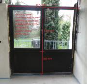Schüco Fenster Doppelflügel