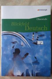 Schulbuch Blickfeld Deutsch Oberstufe NEU