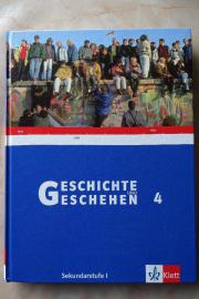 Schulbuch Geschichte und Geschehen 4