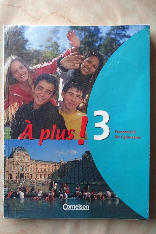 Schulbuch Á plus 3
