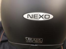 schwarzer Nexus Jet Motorradhelm mit: Kleinanzeigen aus Oberasbach - Rubrik Motorrad-Helme, Protektoren