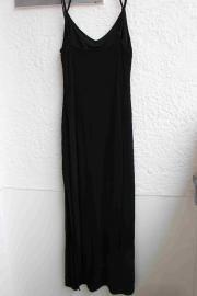 Schwarzes Abendkleid Größe S D